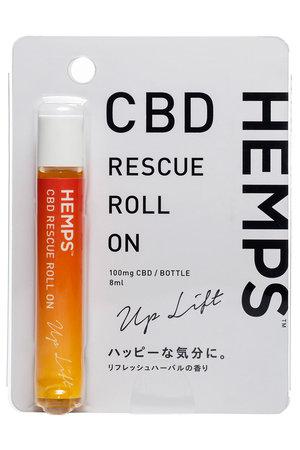 HEMPS CBD RESCUE ROLL ON  アップリフト