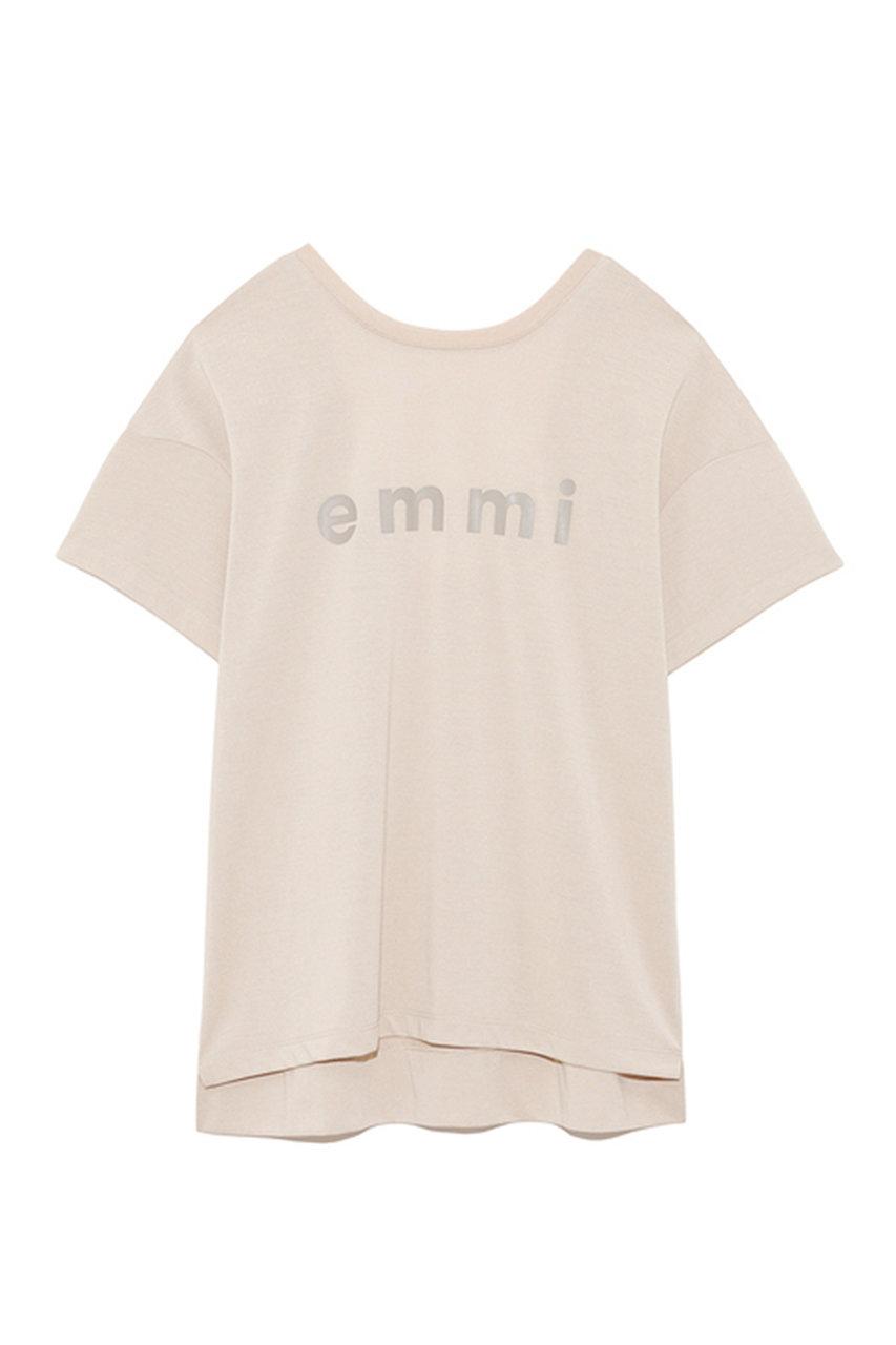 eco・emmiロゴT-shirt