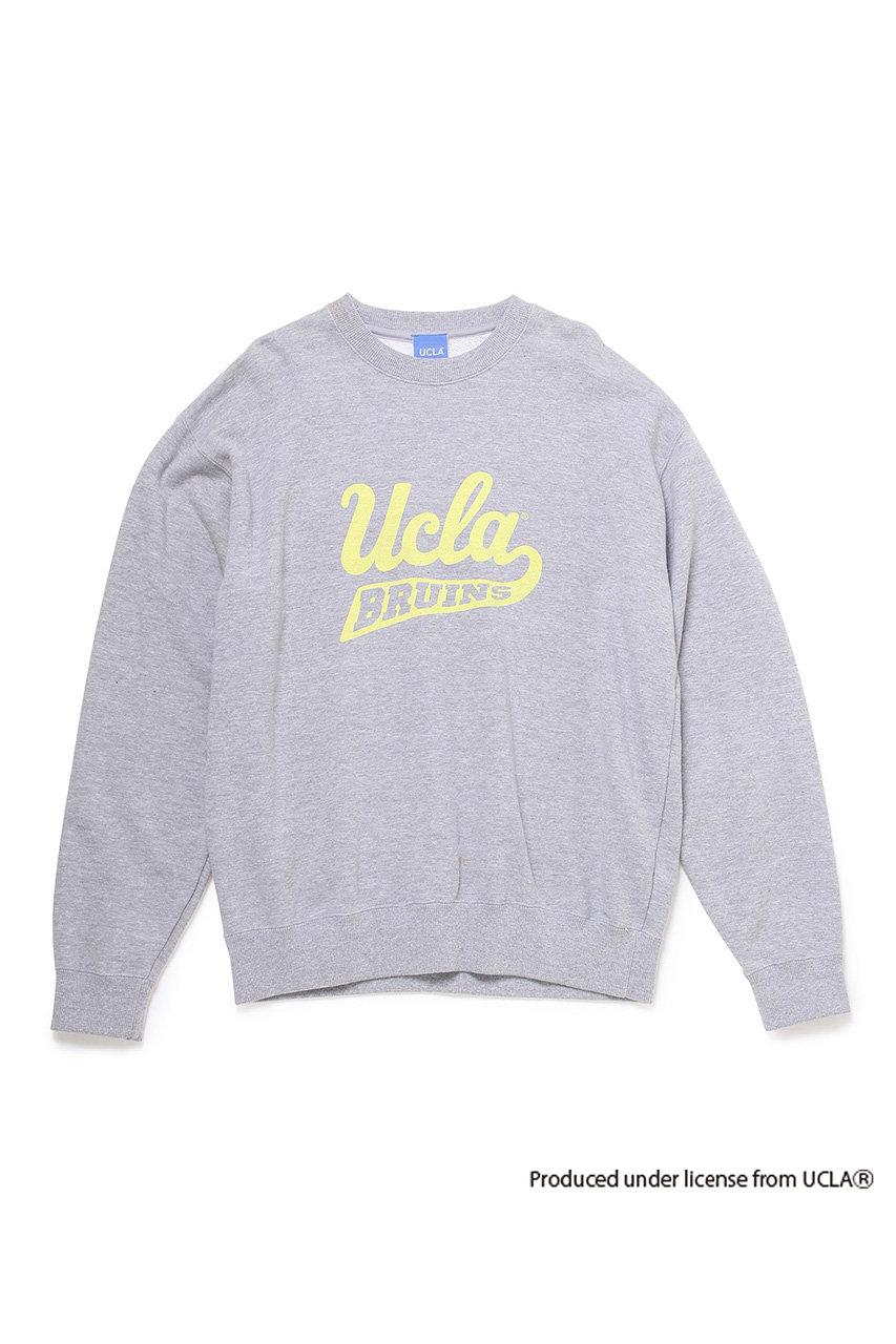【UCLA】NERGY別注 ヴィンテージスウェット